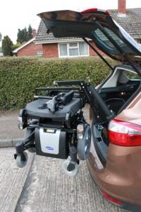 New Wheelchair!