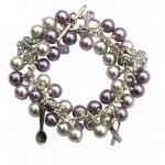 Fibromyalgia Awareness Bracelet 2