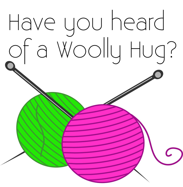 Have you heard of a Woolly Hug?