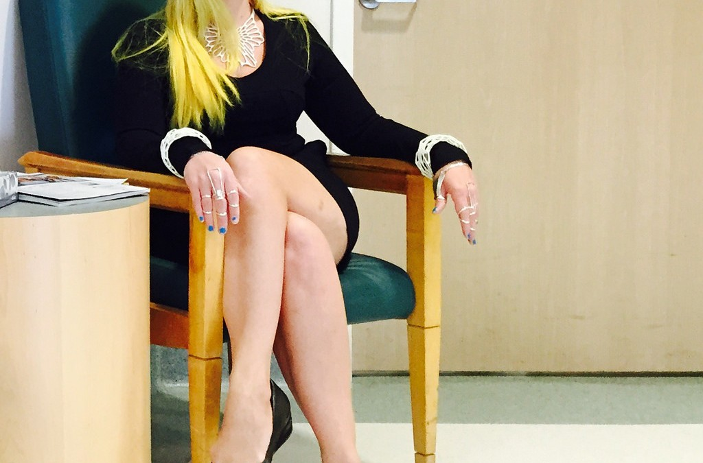#hospitalglam Matters Because My Appearance Doesn't Reflect The Severity Of My Illness