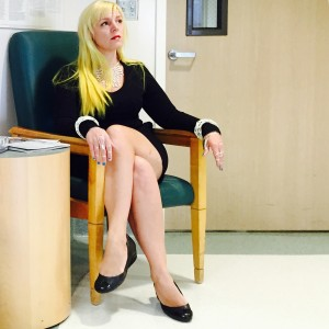 Credit to Karolyn Gehrig at the #hospitalglam Tumblr